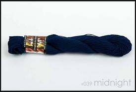 100% Hemp - Double Knitting / 8 Ply Weight - Midnight Blue