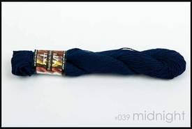100% Hemp - Double Knitting / 8 Ply Weight - Midnight Blue