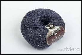 65% Wool and 35% Hemp - Double Knitting / 8 Ply Weight  - Riviera