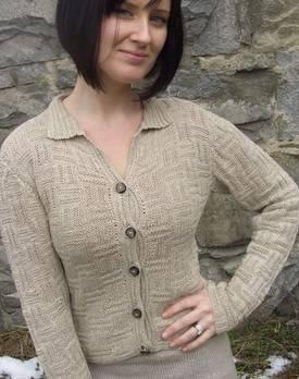 Beautiful Basket Stitchery Hemp Knitting Pattern
