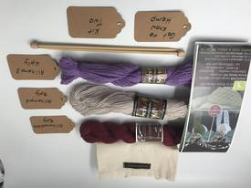 Get to Know Hemp Knitting Yarn - Kit Two - Various Colours