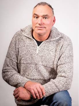 Lammermoor Merino 10 Ply Mens Zip Front Sweater Kit
