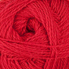 Flanders Fields Red 4 Ply