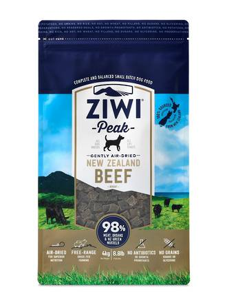 Ziwipeak Air-Dried Beef 4kg