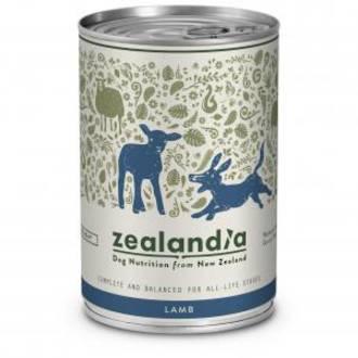 Zealandia Lamb - 12 x 370g cans
