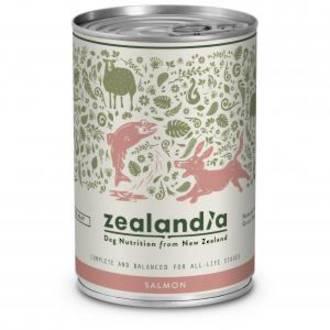 Zealandia Salmon 12 x 370g cans