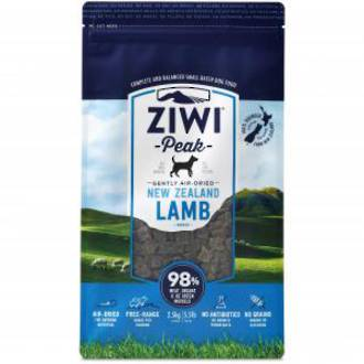 Ziwipeak Air-Dried Lamb 2.5kg