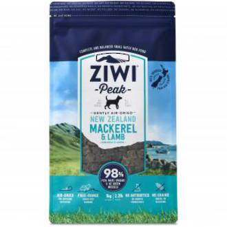 Ziwipeak Air-Dried Mackeral & Lamb 1kg
