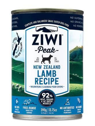 Ziwipeak Lamb Can 390gr