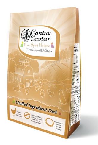 Canine Caviar Free Spirit Holistic Chicken 11 kg
