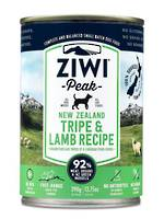 Ziwipeak Tripe & Lamb Can 390gr