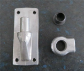Diecast Alloy Hinge and Gudgeon Set