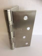 STAINLESS  STEEL BUTT HINGE 304 4x4x2.5