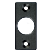 Hinge bracket for SureClose flush-mount hinge/closers