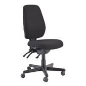 Aura ERgo + Chair Black