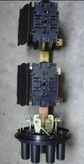 Dome type fibre optic join closure FSJS03BS-576