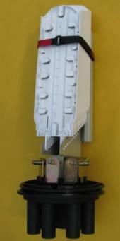 Dome Type Fibre Optic Splice Closure FSJS03FA-216/B-240