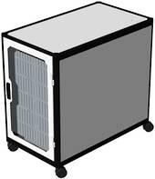 X Server Cabinet