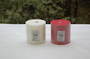 Candle - pillar 10x10 Red Cranberry Fragrance