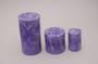 Ultra Violet Candle
