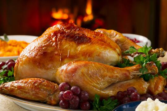 Frozen Free Range Farmed Turkey (3.5 kg)