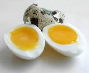 Quail Eggs (1 Dozen)