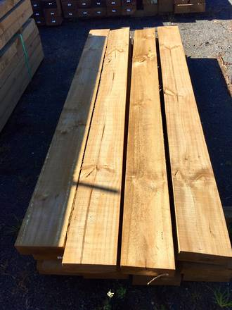 Trustwood Pine Sleeper (2.4m x 200mm x 75mm)