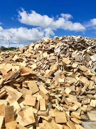 Kiln Dried Pine Blocks