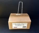 Box of 13cm Steel Staple Pins x 200