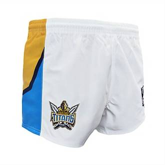 ISC Titans NRL Home Shorts