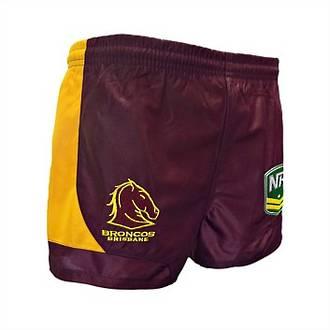 ISC Broncos NRL Shorts