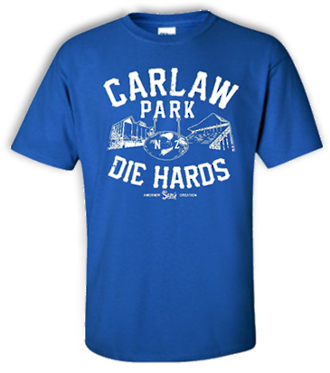 Carlaw Park Die Hards Tee | Loyal Royal