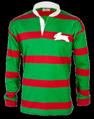 1967 Rabbitohs Retro Jersey