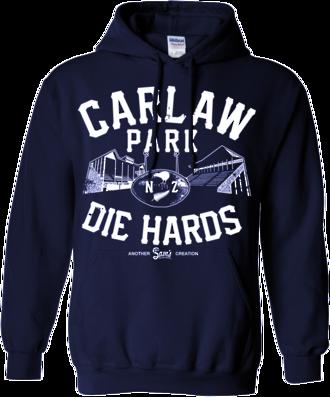 """Carlaw Park Die Hards Hoodie """"ARL NAVY"""""""