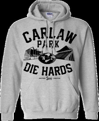 """Carlaw Park Die Hards Hoodie """"Original"""""""