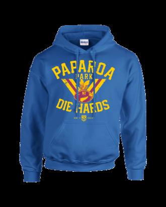 Paparoa Park Die Hards Hoodie