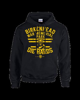 Birkenhead War Memorial Park Die Hards Hoodie