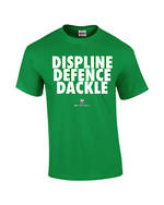 "Carlaw Park ""3D's"" Irish Green Tee"