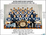 Auckland Rugby League U19 Team 1994