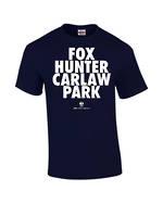 "Carlaw Park ""Fox Hunter"" Navy Tee"