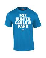 "Carlaw Park ""Fox Hunter"" Sapphire Tee"