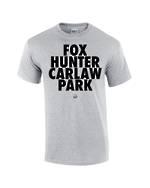 "Carlaw Park ""Fox Hunter"" Sport Grey Tee"