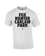 """Carlaw Park """"Fox Hunter"""" White Tee"""