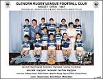 Glenora Rugby League Midget Open 1987