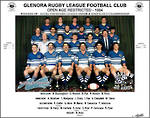 Glenora Rugby League Open Age Restricted 1984