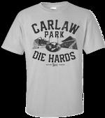 Carlaw Park Die Hards Tee | Original Sports Grey