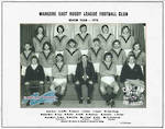 Mangere East Rugby League Senior Team 1972