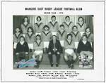 Mangere East Rugby League Senior Team 1972