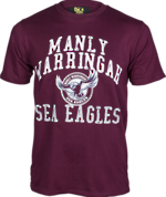 Sea Eagles Mens 2013 Supporter Tee