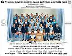 Otahuhu Rovers Rugby League Premiers 1990